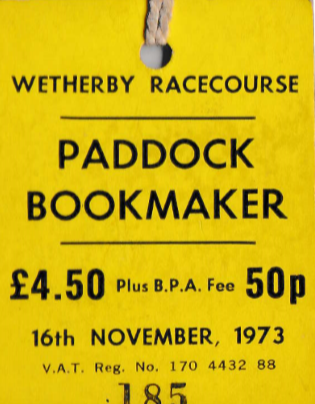 wetherby badge 1973